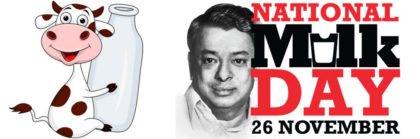 National Milk Day: A step towards healthy revolution from white revolution