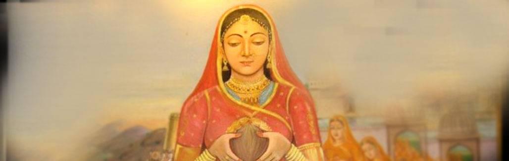 Rani Padmini, A historical character or literary character..