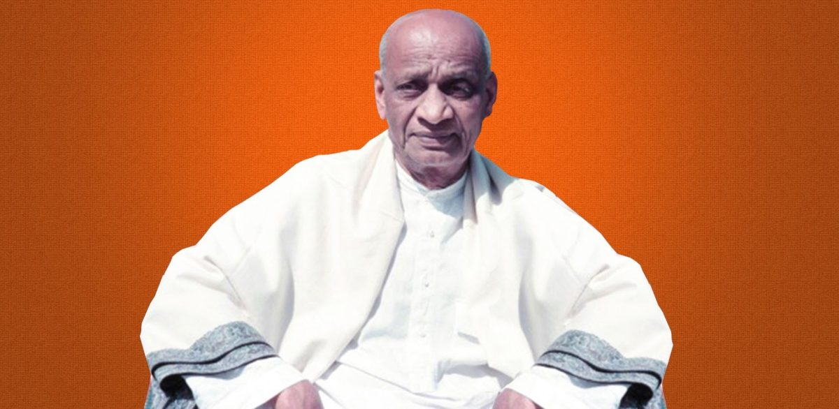 Sardar Patel - Lauh Purush, who build the modern India