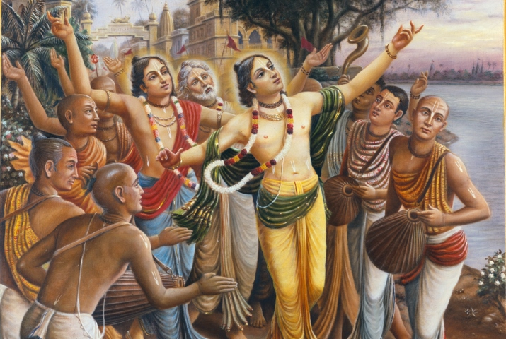 Chaitanya Mahaprabhu Jayanti