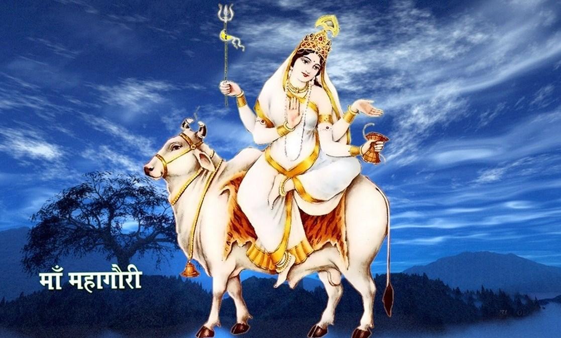 Devi Maa Maha Gauri Durga Mahashtami