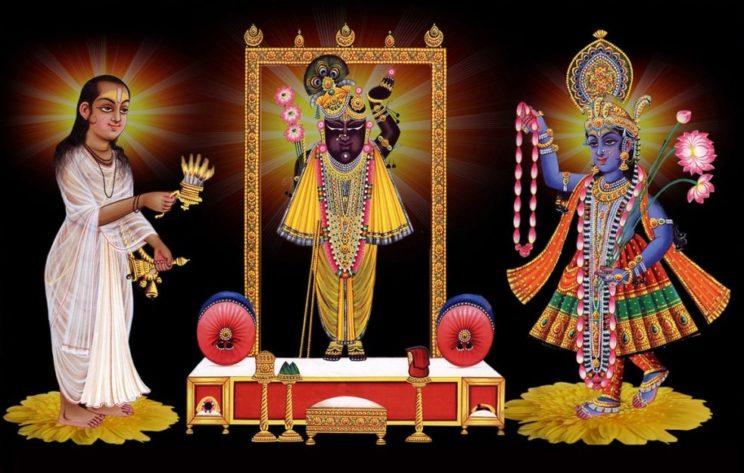 Shri Vallabhacharya Jayanti