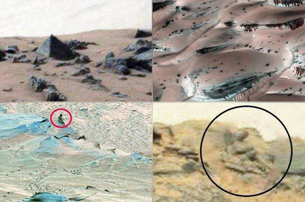 Unsolved mysteries of Mars